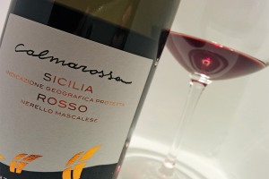 """Calmarossa, wine with a """"volcanic""""character"""