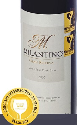 Milantino wines: a year of awards
