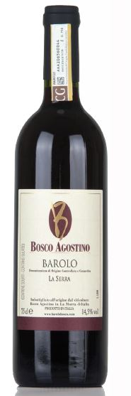 Barolo la Serra by Bosco Agostino wine estate