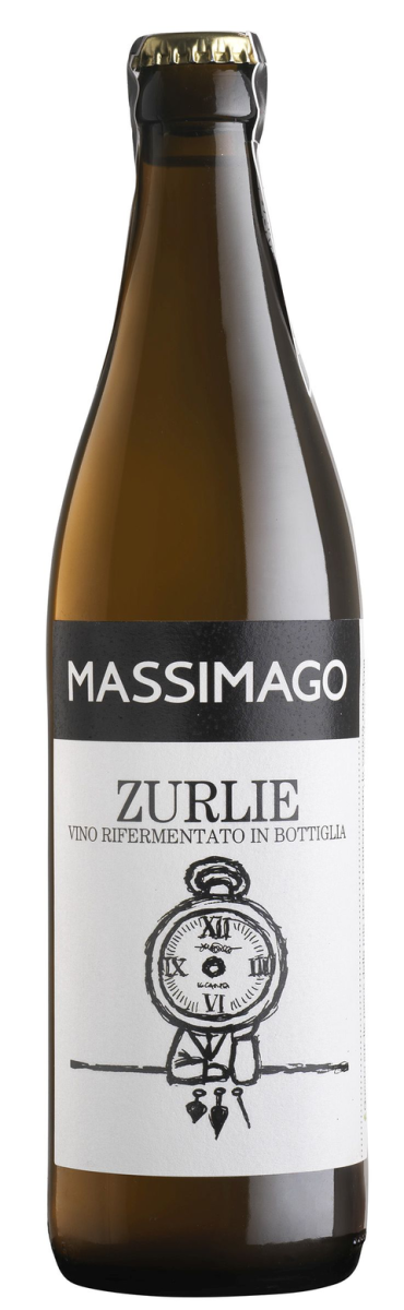 Massimago Zurlie, bottle re-fermented Corvina