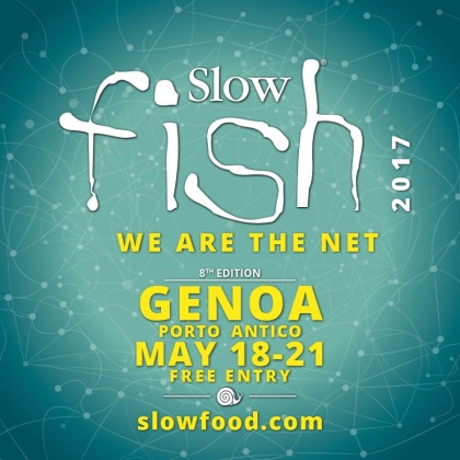 Slow Fish 2017 in Genoa: We are thenet!