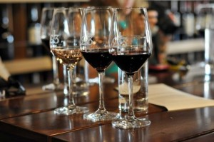 California wines hit record high
