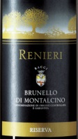 2011 Brunello Riserva Renieri 93 points on Wine Spectator!