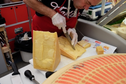 Cheese 2017 focuses on raw milk cheeses andnaturalness