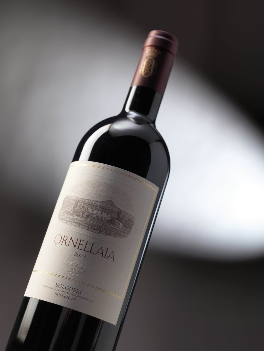 The Essence of Ornellaia 2014