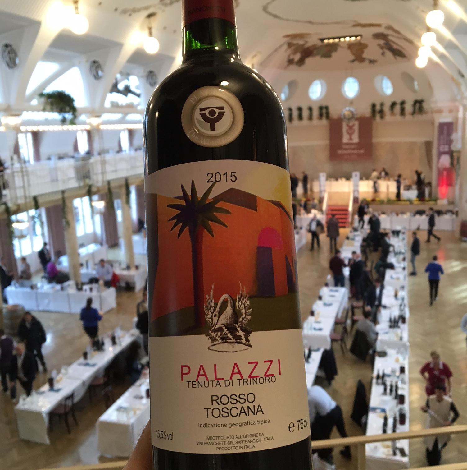 Tenuta di Trinoro triumphs at Merano WineFestival