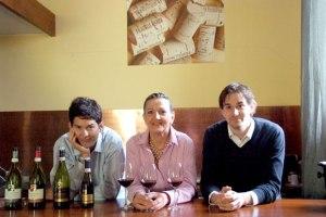 Sagrantino Montefalco 2012, Pardi Brothers'Winery