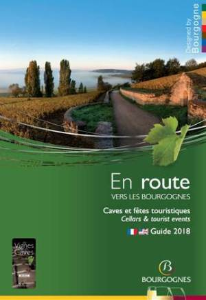 New guide-book for Bourgogne wine